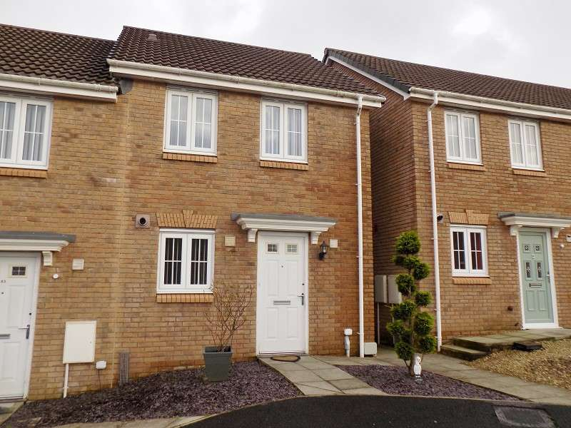 2 Bedrooms End Of Terrace House for sale in Cae Morfa , Skewen, Neath, Neath Port Talbot. SA10 6EE