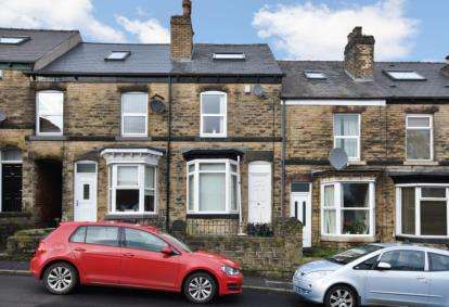 3 Bedrooms Terraced House for sale in Lydgate Lane, Sheffield, South Yorkshire