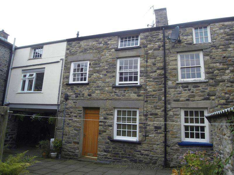 2 Bedrooms Cottage House for sale in 11 The Folly, Sedbergh
