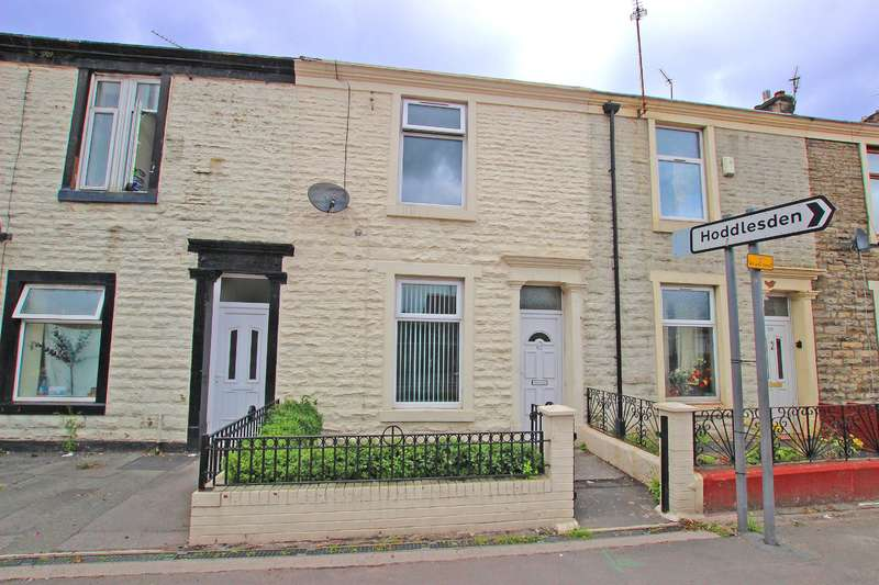 2 Bedrooms Terraced House for sale in Sudell Road Darwen BB3 3JA