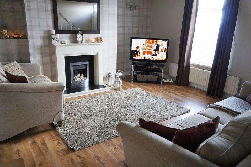 2 Bedrooms Terraced House for sale in Institute Terrace East, Chester Le Street