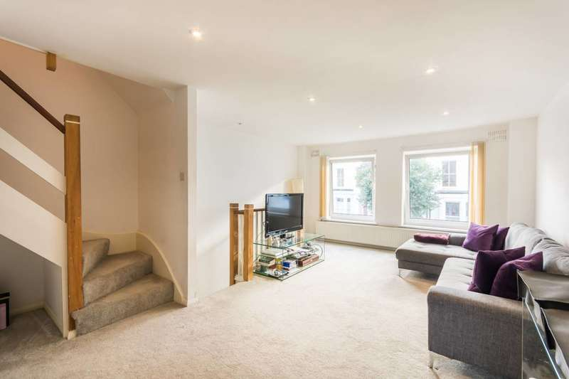3 Bedrooms House for sale in Thane Villas, Islington, N7