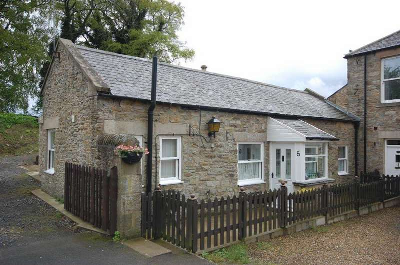 2 Bedrooms Cottage House for sale in Weardale House, Stanhope
