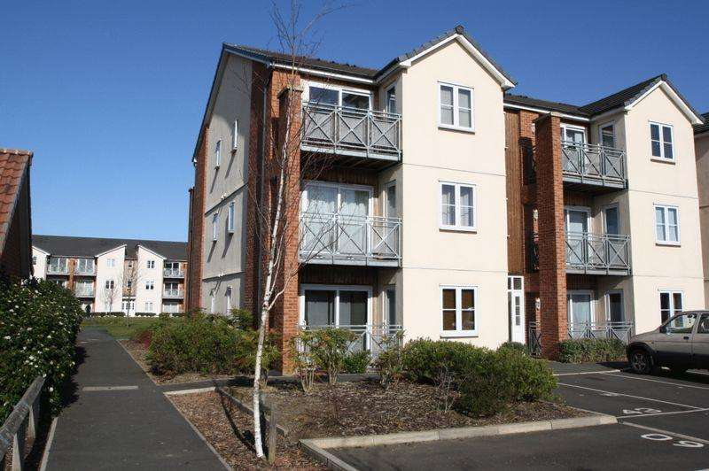 1 Bedroom Apartment Flat for sale in Maddren Way Linthorpe Middlesbrough TS5 5BD