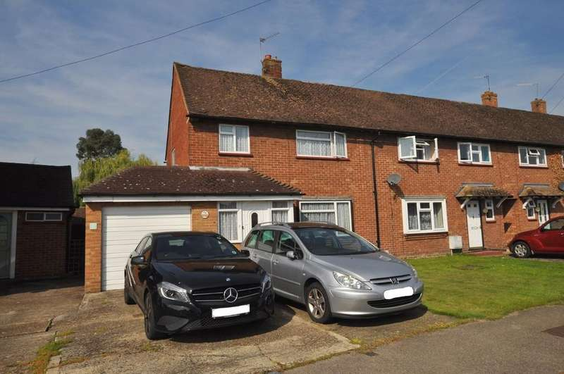 3 Bedrooms End Of Terrace House for sale in Hornbeam Road, Guildford