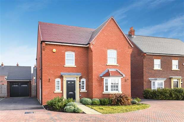 4 Bedrooms Detached House for sale in The Bower, Kempston