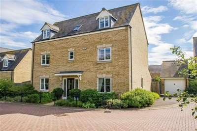 5 Bedrooms House for rent in Wellbrook Way, Girton