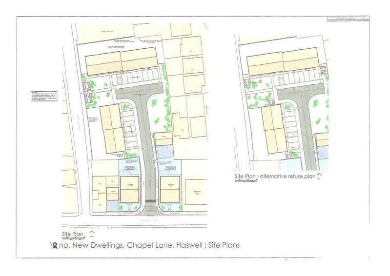 Land Commercial for sale in Chapel Lane, Haswell
