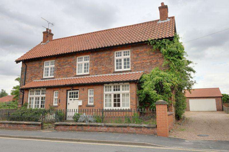 4 Bedrooms Detached House for sale in High Street, Burton upon Stather