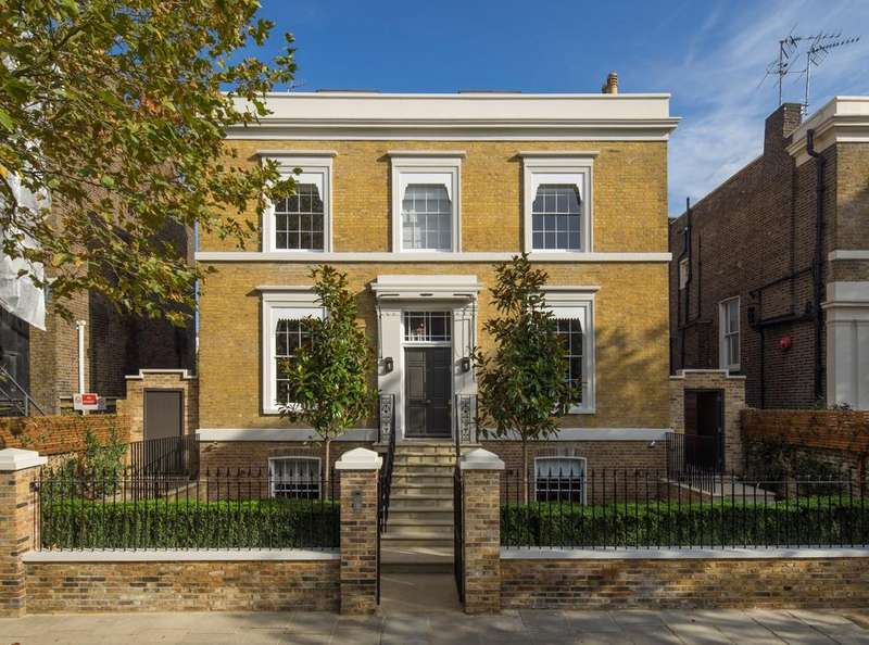 5 Bedrooms House for rent in Hamilton Terrace, London. NW8
