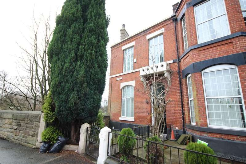 4 Bedrooms Terraced House for sale in Heywood Street, Bury, BL9
