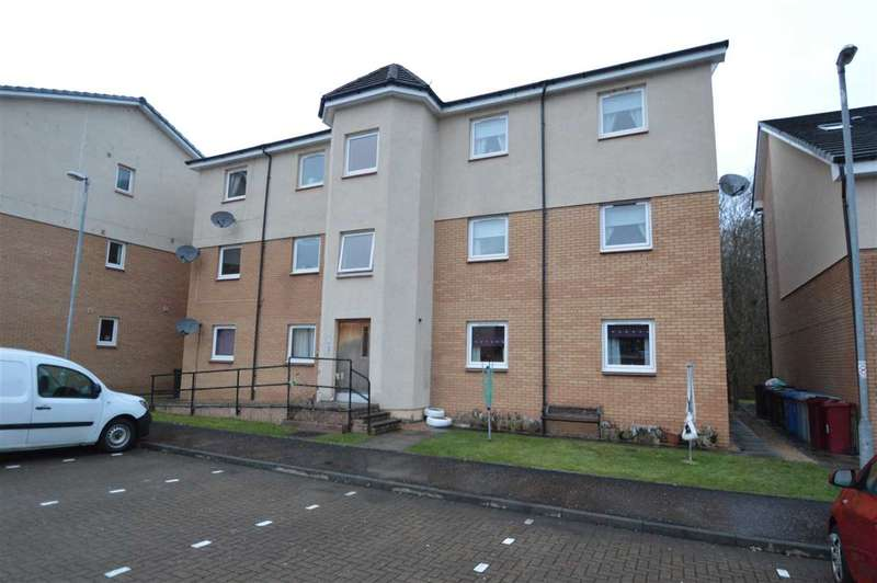 2 Bedrooms Apartment Flat for sale in Rose Street, Lesmahagow