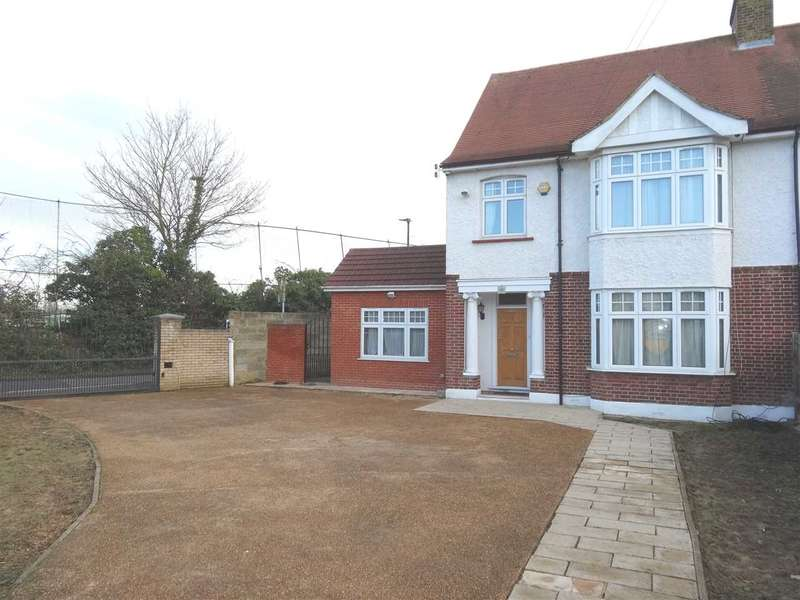 5 Bedrooms Semi Detached House for sale in Jersey Road, Osterley