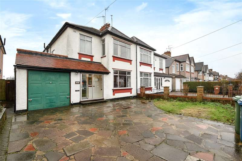 3 Bedrooms Semi Detached House for sale in Whitmore Road, Harrow, Middlesex, HA1