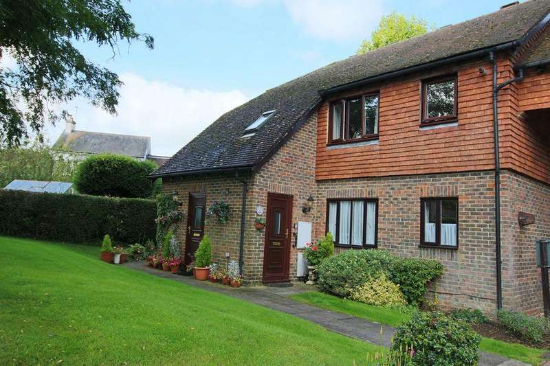 2 Bedrooms Retirement Property for sale in Dumbrells Court, Ditchling, Sussex