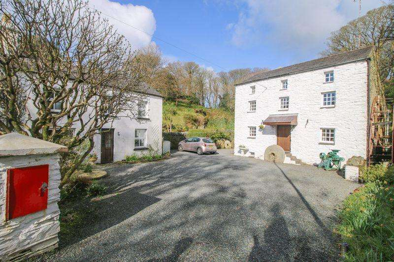 5 Bedrooms Detached House for sale in The Old Mill, Main Road, Baldrine, IM4 6DX