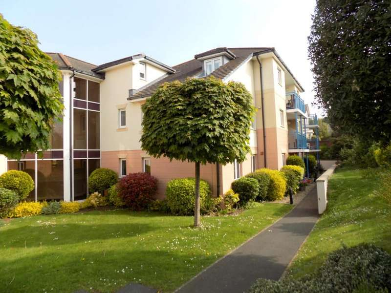 2 Bedrooms Retirement Property for sale in Rolle Road, Exmouth
