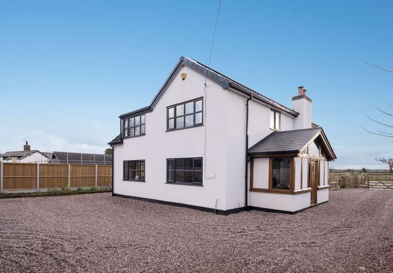 4 Bedrooms House for sale in 4 bedroom House Detached in Wrenbury