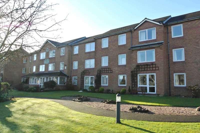 1 Bedroom Flat for sale in Homefylde House, Whitegate Drive, Blackpool, FY3 9EN