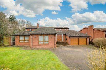 6 Bedrooms Detached House for sale in Colesbourne Drive, Downhead Park, Milton Keynes