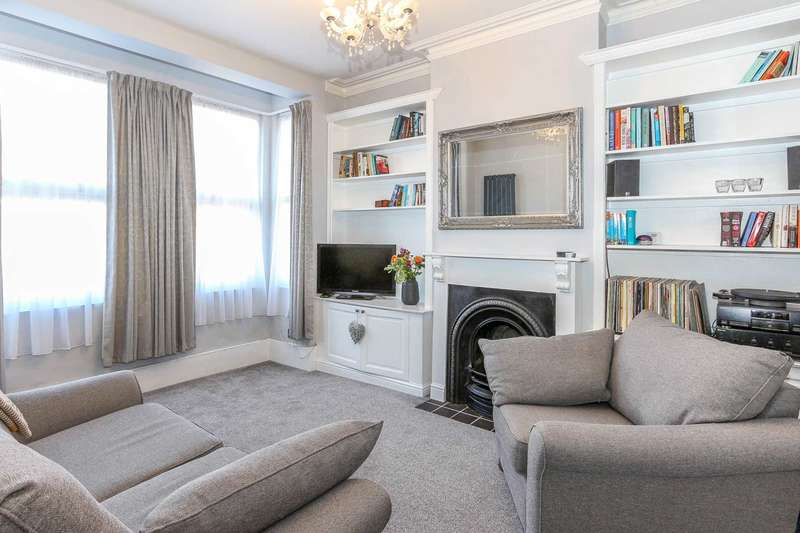 2 Bedrooms Maisonette Flat for sale in Station Road, Wallingford
