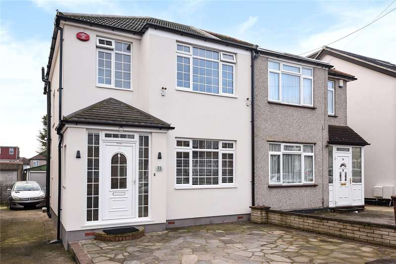 3 Bedrooms Semi Detached House for sale in Formby Avenue, Stanmore, Middlesex, HA7