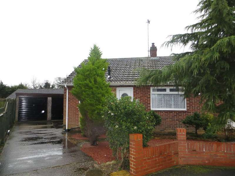 1 Bedroom Bungalow for sale in Sextant Road, Hull, HU6 7BA