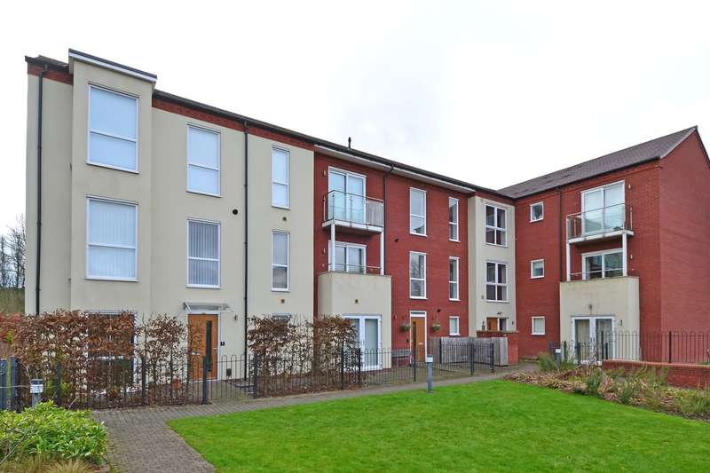 2 Bedrooms Apartment Flat for sale in Cofton Park Close, Rednal, Birmingham, B45