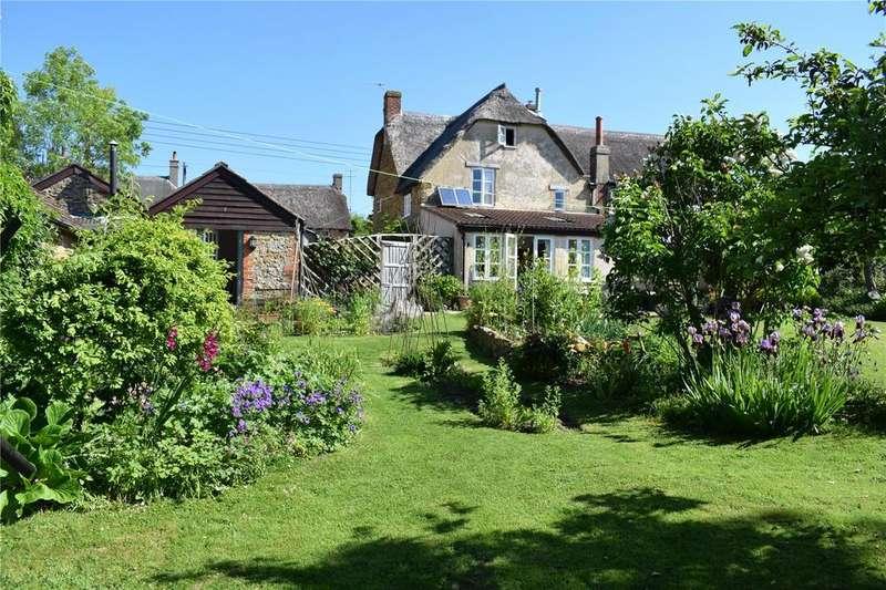 3 Bedrooms Semi Detached House for sale in Chideock, Bridport, Dorset