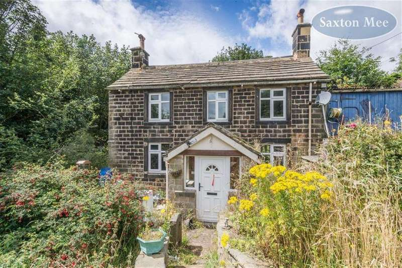 3 Bedrooms Detached House for sale in New Mill Bank, Bolsterstone, Sheffield, S36