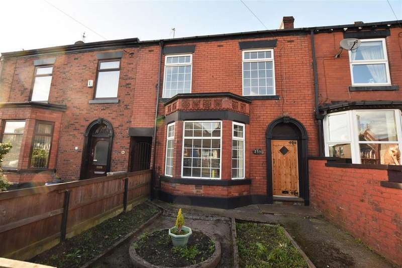 3 Bedrooms Terraced House for sale in Green Street, Middleton