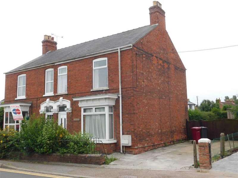 2 Bedrooms Semi Detached House for sale in WELHOLME, SPRUCE LANE, ULCEBY