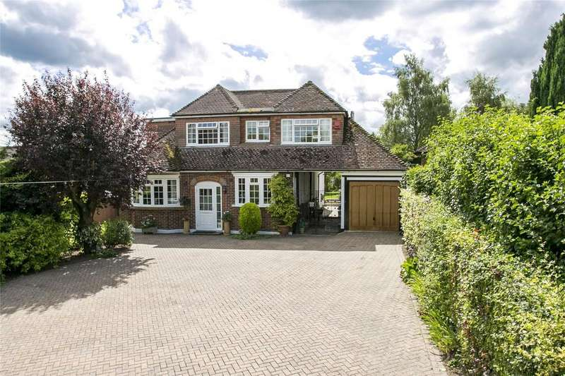 4 Bedrooms Detached House for sale in Calfstock Lane, Farningham, Kent