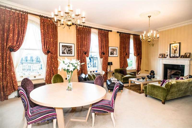 3 Bedrooms Apartment Flat for rent in The Penthouse, 6A Prospect Crescent, Harrogate