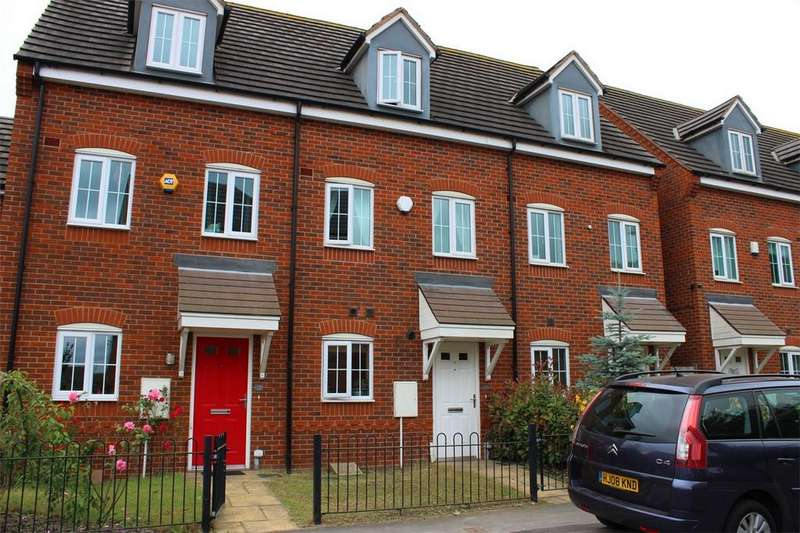 3 Bedrooms Town House for sale in Bryan Budd Close, ROWLEY REGIS, West Midlands