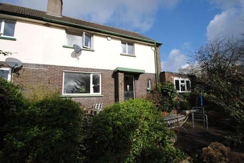 3 Bedrooms Semi Detached House for sale in Church Close, Goodleigh