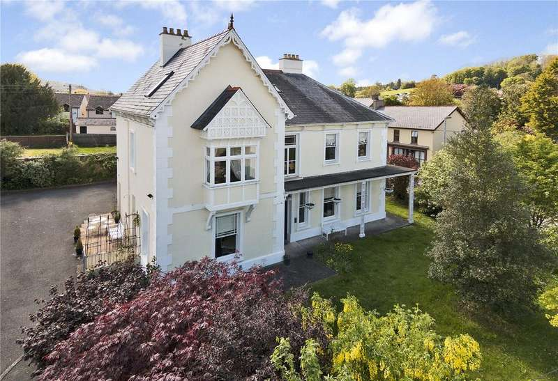 8 Bedrooms Detached House for sale in Church Street, Bronllys, Brecon, Powys