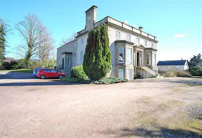 1 Bedroom Flat for sale in 6 Broomlands House Ednam Road, Kelso, TD5 7SW
