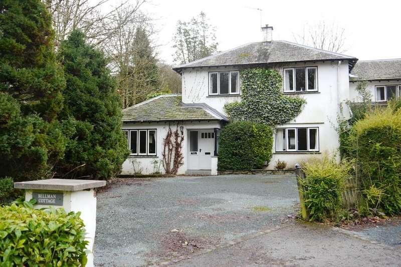 2 Bedrooms Semi Detached House for sale in Bellman Cottage, Storrs Park, Bowness-on-Windermere, LA23 3LQ