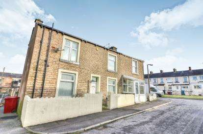 2 Bedrooms End Of Terrace House for sale in Wesley Street, Padiham, Lancashire, BB12