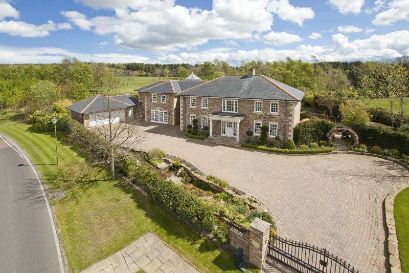 5 Bedrooms Detached House for sale in Fairview House, Wynyard, Nr Stockton-On-Tees, TS22