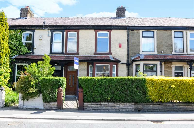 2 Bedrooms Terraced House for rent in Blackburn Road , Darwen, , BB3 0AB