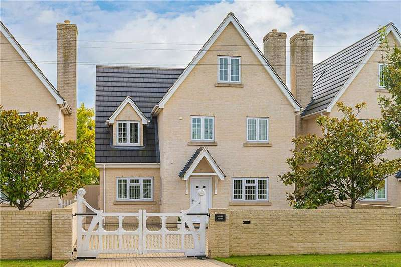 6 Bedrooms Detached House for sale in Turnpike Road, Red Lodge, Bury St Edmunds, Suffolk, IP28
