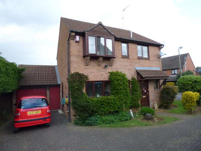 3 Bedrooms Detached House for sale in Riley Drive, Banbury