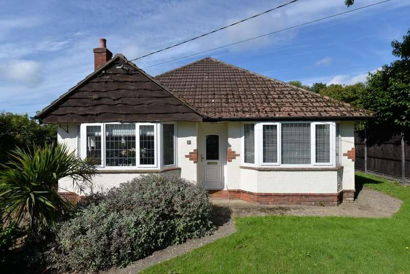 2 Bedrooms Detached Bungalow for sale in Litchford Road, New Milton