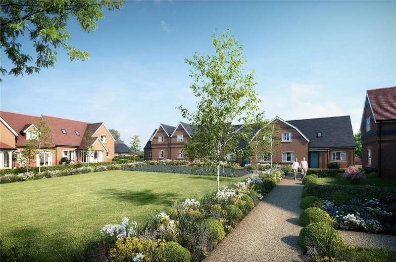 3 Bedrooms Retirement Property for sale in The Holman, Bramshott Place Village, King George's Drive, Liphook, Hampshire, GU30