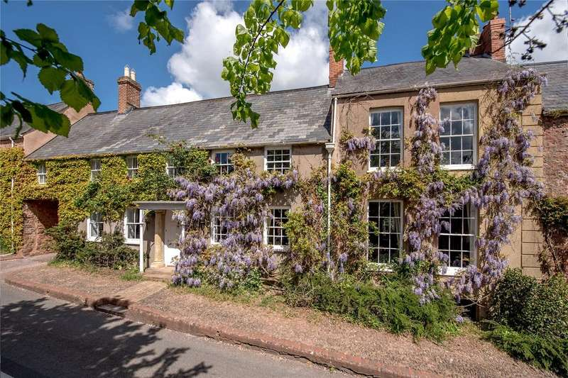 5 Bedrooms House for sale in North Street, Milverton, Taunton, Somerset