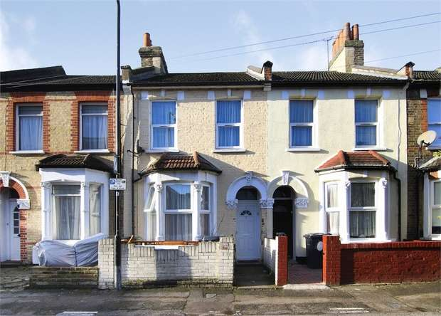 2 Bedrooms Terraced House for sale in Ickworth Park Road, Walthamstow, London