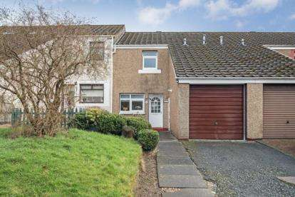 3 Bedrooms Terraced House for sale in Barra Lane, Broomlands, Irvine, North Ayrshire