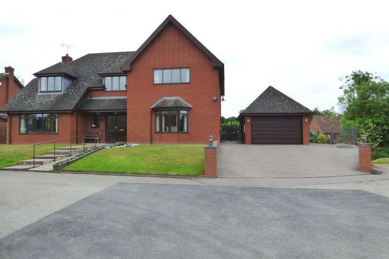 6 Bedrooms Detached House for sale in Willowbrook, Derrington